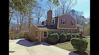 Amazing Lot in N. Chesterfield VA RENOVATED 3BR Stunning Kitchen ++$275K++