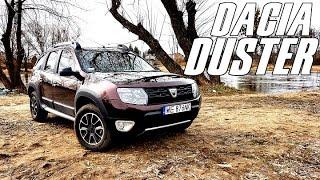 Dacia Duster Blackshadow 4x4 1.5 L / 110 KM - test, recenzja, review.