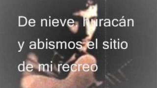 """Antonio Vega """"El sitio De Mi Recreo"""""""
