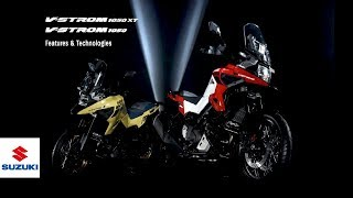 2020 V-STROM 1050/XT official technical presentation video -All ver.- | Suzuki Video