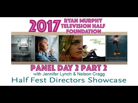 Ryan Murphy HALF FEST PANEL DAY 2 part 2