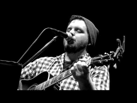 Dustin Kensrue - Sigh No More (mumford and sons cover) Live @ The Yost Theater 2-7-12 in HD