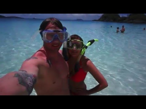 Virgin Islands Vacation St. Thomas/St. John 2016