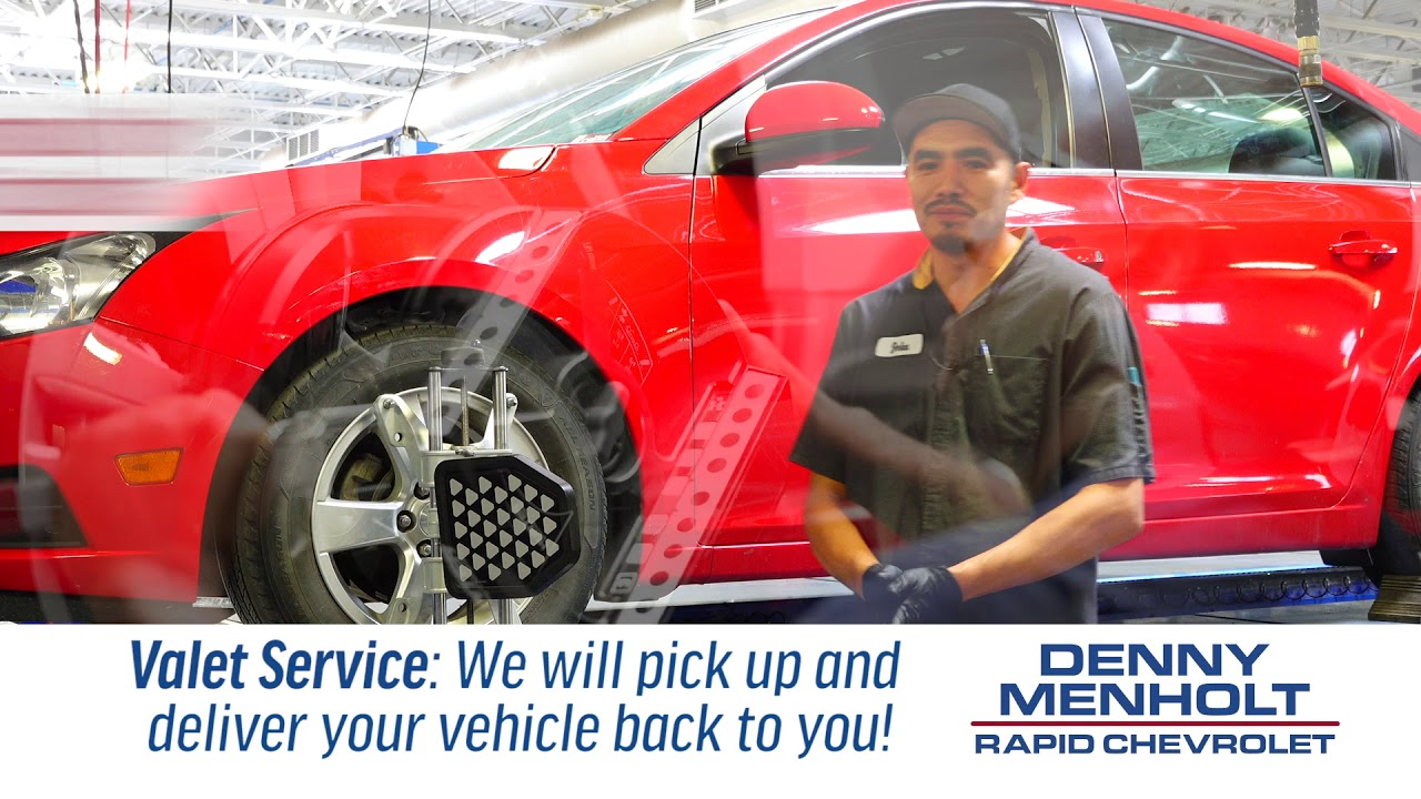 Alignment Tech Tip Denny Menholt Rapid Chevrolet Youtube