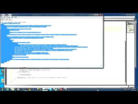 Java Tutorial 13: Hello Command-Line Jar Double-Click file!
