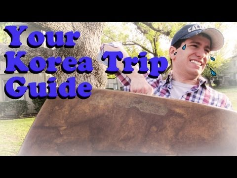 Your Korea Trip Guide