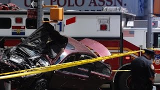 Cops describe accused Times Square driver as emotionally disturbed