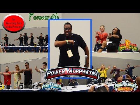 Power Morphicon 2018: The Morphs!!!!