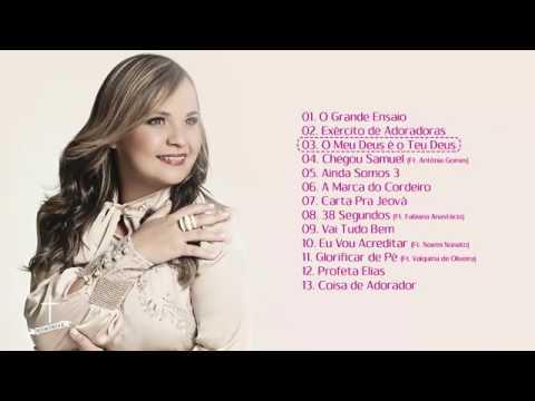 Amanda Ferrari - O teu Deus é o meu Deus - CD completo