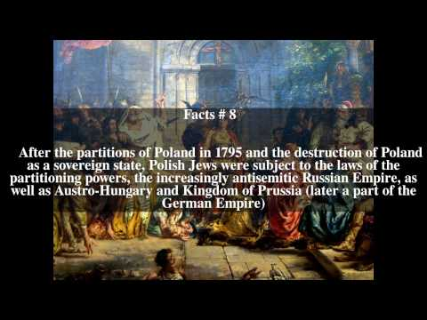 History of the Jews in Poland Top # 20 Facts