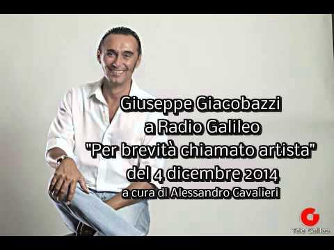 Giuseppe Giacobazzi a Radio Galileo