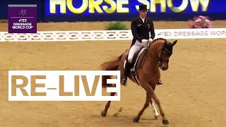 RE-LIVE | London Olympia (GBR) | FEI Dressage World Cup™ 2019 | Dressage Grand Prix