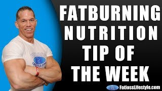 Nutrition Talk For Men / Woman Over 40 Tip of The Week