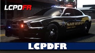 GTA IV - LCPDFr 1.0c - Night Partol - Patrouille 10