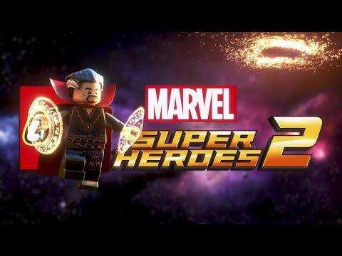 Baron Mordo vs Doctor Strange - Lego Marvel Super Heroses 2 [#8] |samotny wędrowiec| Zagrajmy w|