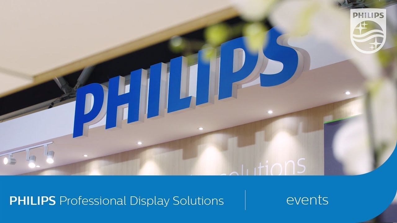 Philips Professional Display Solutions Ise 2019 Partner