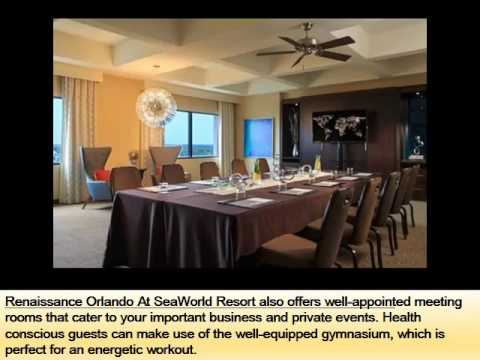 Hotel Info And Pics Of Renaissance Orlando Hotel At Seaworld | Hotel Guide