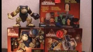 Small Soldiers  Slamfist Globotech Playset Power Drill Cycle Fantastic Toys and Merchandise 83