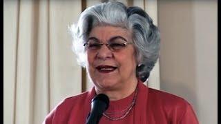 """A Médium Isabel Salomão de Campos """"Nós precisamos aprender a ter paciência."""