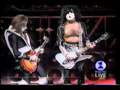 KISS - Opening Night of THE FAREWELL TOUR (Phoenix, Arizona 2000) Part 2