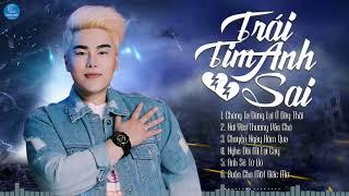 Album Trái Tim Anh Sai - Nguyễn Đình Vũ - Tuyển Chọn Bài Hát Hay Nhất của Nguyễn Đình Vũ