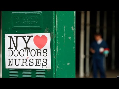 Американские врачи на