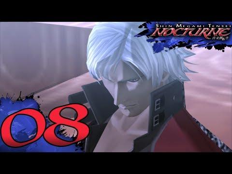 Shin Megami Tensei III: Nocturne - Part 8 - Dante