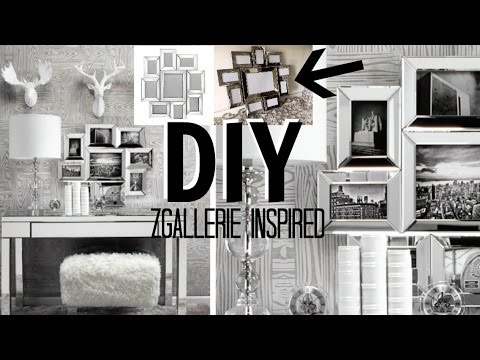DIY ZGALLERIE INSPIRED - DOLLAR TREE DIY