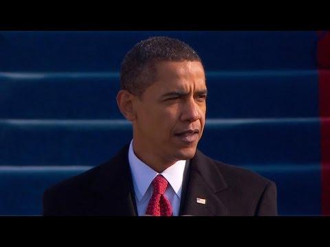 Barack Obama Inaugural Address: Jan. 20, 2009