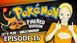 Pokemon FireRed Walkthrough | Episode 16 | How to Get Coins and the Game Corner!