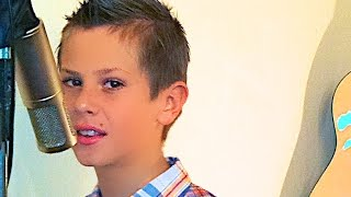 Jared Cardona - One voice - 12 year old boy singing billy gilman cover HD
