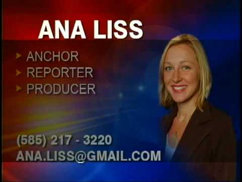 reporter anchor resume reel doovi
