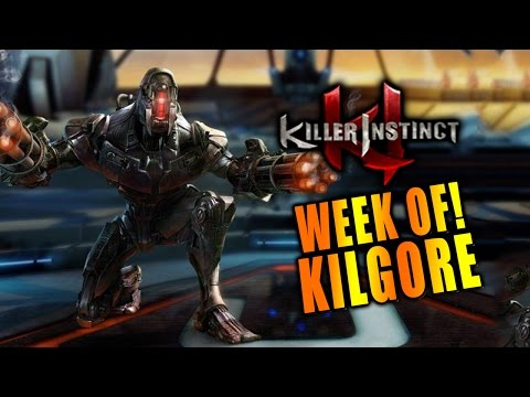 KILGORE - Week Of! Part 1 - Killer Instinct 2017 Online Matches