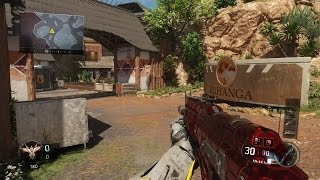 Cod Black Ops 3 - Hunted - Out Of Map Glitch/PS4,Xbox 1