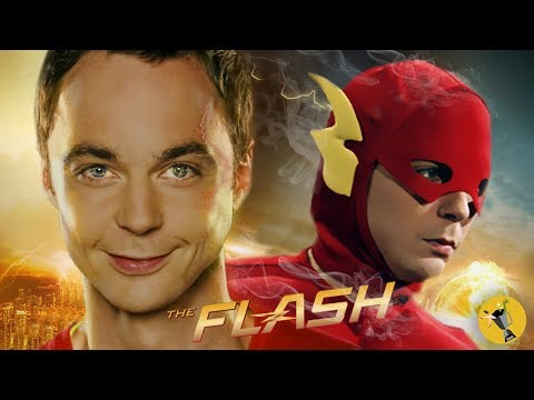 The Flash Intro Season 4 - Sheldon Cooper Style