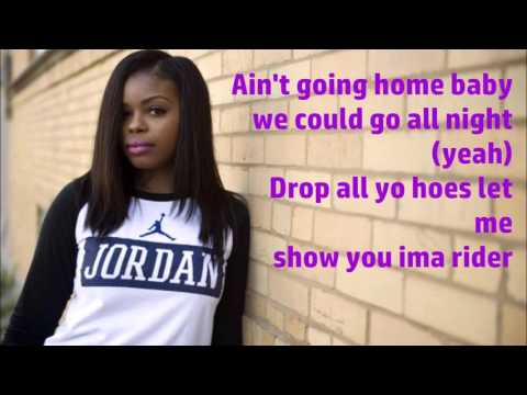 Dreezy- BODY ft. jeremih LYRICS