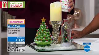 HSN | Christmas In July Holiday Decor 07.18.2018 - 01 PM