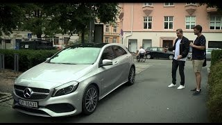 Humorister i Mercedes: Episode 1; Kevin Vågenes