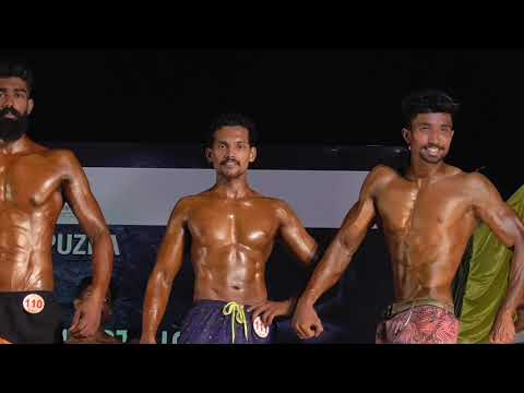 Mr.alappey 2018 Physique Competition