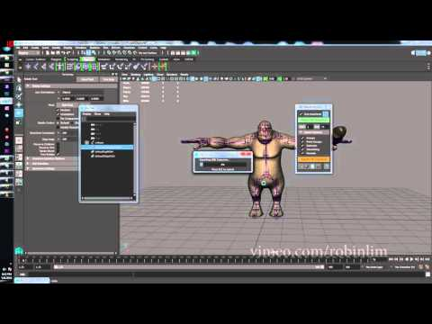Tutorial: How to export OBJ sequence from MAYA then import it into