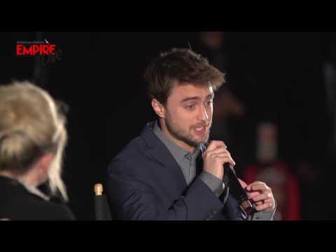 Daniel Radcliffe opens Empire Live | Empire Magazine