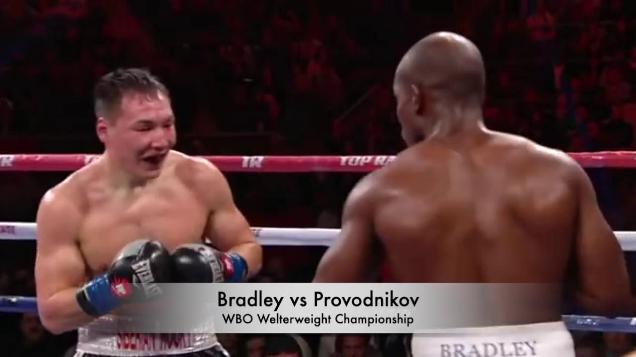 Timothy Bradley ( USA ) vs Ruslan Provodnikov ( Russia ) Highlights