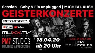 Geisterkonzert: Red to grey / DJ Bika & Full Device live