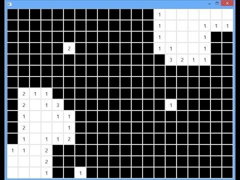 JavaFX Game: Minesweeper