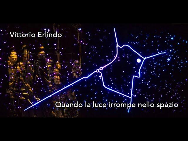Luce e Colore tra Arte e Design | Vittorio Erlindo - Quando la luce irrompe nello spazio