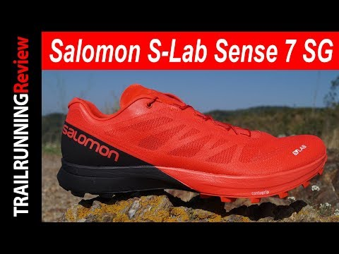 new style fbbf3 cd264 Salomon S-Lab Sense 7 SG Review - YouTube