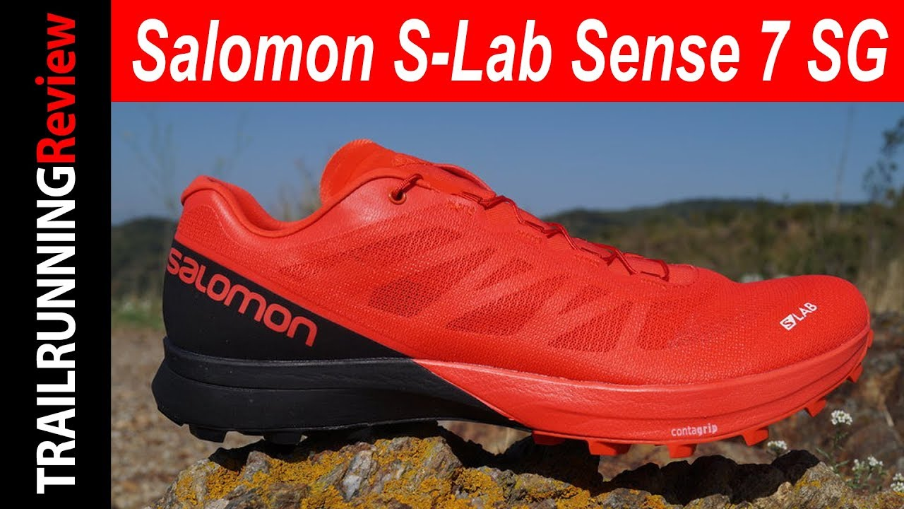 san francisco 86fe7 cd48c Salomon S-Lab Sense 7 SG Review