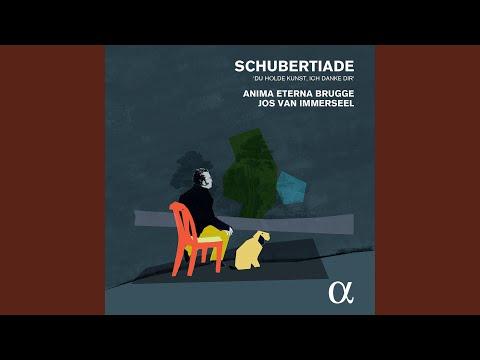 Nacht und Träume, Op. 43/2, D. 827