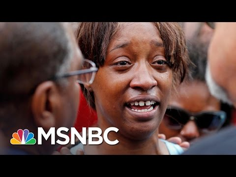 Girlfriend Of Philando Castile Demands 'Justice, Peace' | MSNBC