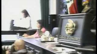 6 mayo 09 Senadora María Beatriz Zavala Peniche